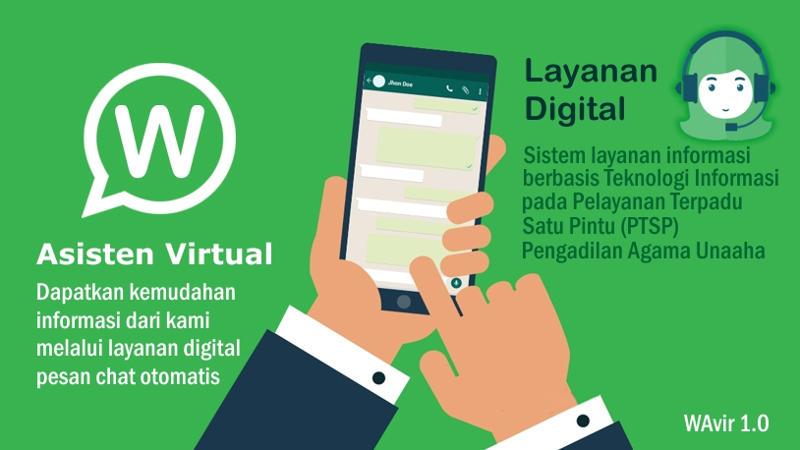 WA Asisten Virtual